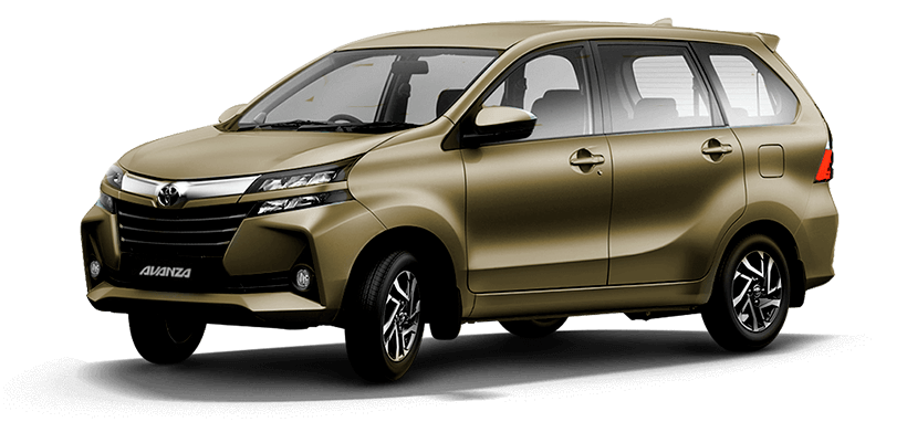 Toyota Avanza Panel BRONZE MICA METALLIC 2020