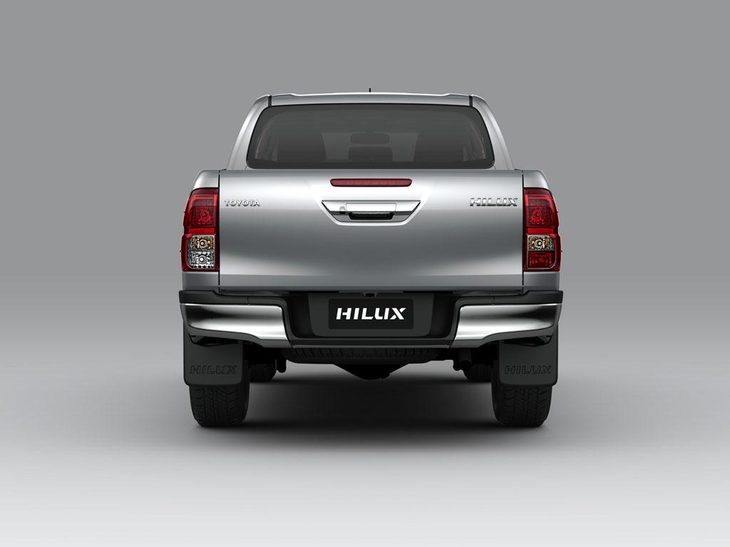 galería Hilux 2.4L