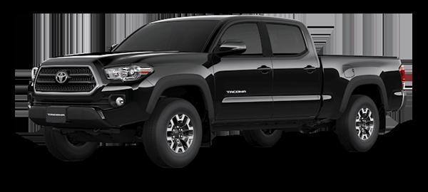 Toyota Tacoma BLACK 2018