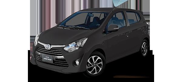 Toyota Agya Negro 2019