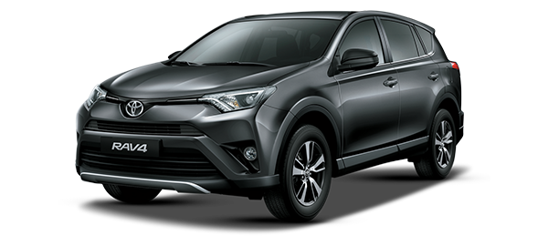 Toyota Rav4 GRAY METALLIC/GRAPHITE 2018