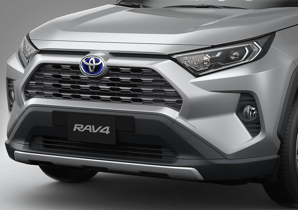 galería Rav4 Híbrido Auto Recargable