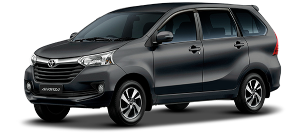 Toyota Avanza Panel GRAY METALLIC/GRAPHITE 2018