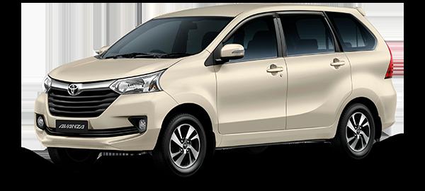 Toyota Avanza Minivan CHAMPAGNE METALICO 2019