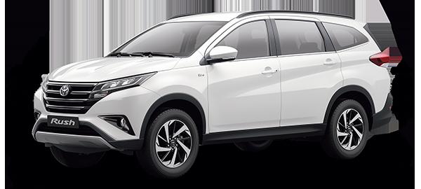 Toyota Rush Top Line Sport 2019