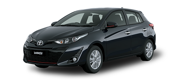 Toyota Yaris Hatchback Sport Automático 2018