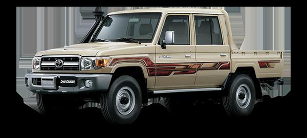 Toyota Land Cruiser Hard Top Doble Cabina 2018