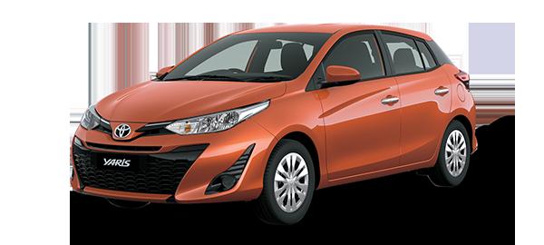 Toyota Yaris Hatchback E Automático 2019