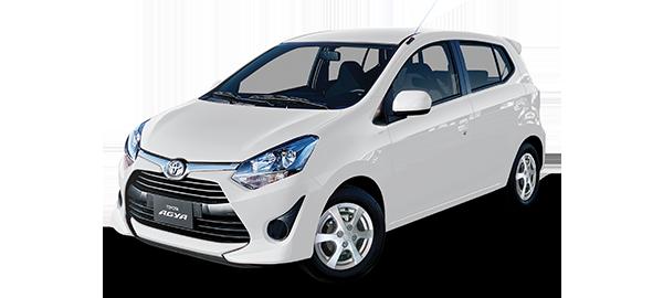 Toyota AGYA E 2019