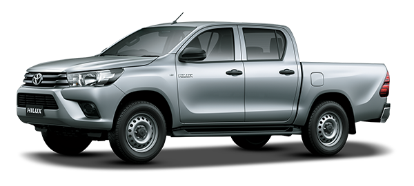 Toyota Hilux 2.4 Doble Cabina 4x4 2019