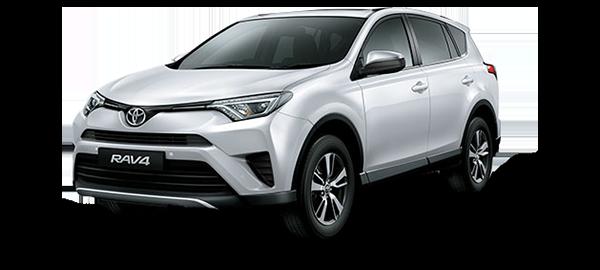 Toyota RAV4 Full 2018
