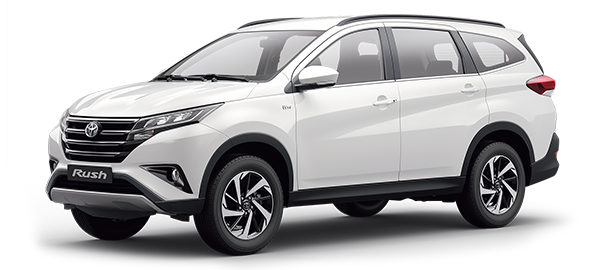 Toyota Rush Sport Plus TA 2019