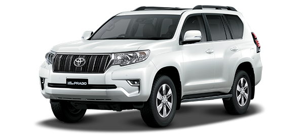Toyota Land Cruiser Prado TX Limited 2018