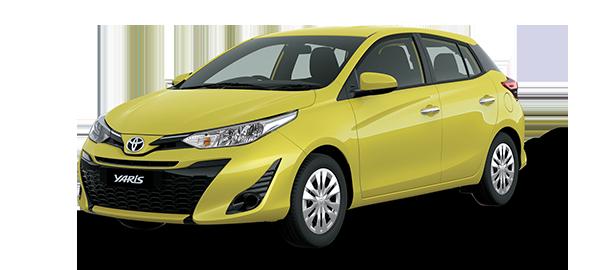 Toyota Yaris Hatchback E 2018