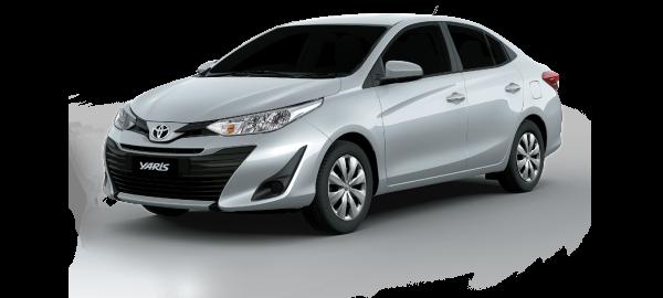 Toyota Yaris Advance E 2018