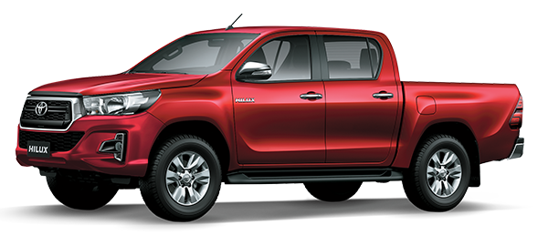 Toyota Hilux 2.4 Doble Cabina Full Automático 4x4 2019