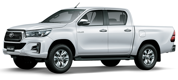 Toyota  Hilux Top Line 2.8L Manual 2019
