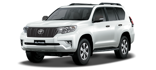 Toyota Land Cruiser Prado TX High Line 2019